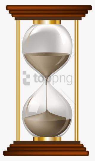 Sand Clock Png Free Hd Sand Clock Transparent Image Pngkit
